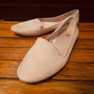 Light pink H&M flats